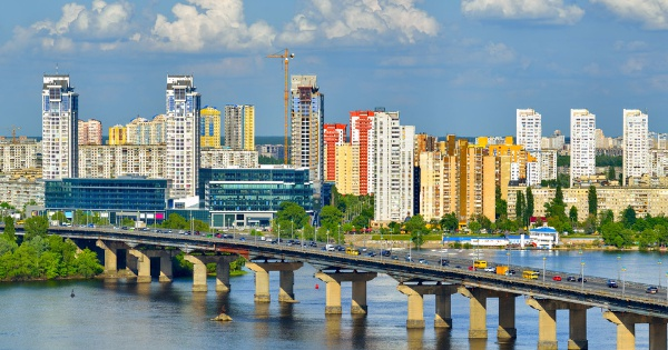 Flights from Manchester - Ringway to Kiev - Zhuliany International
