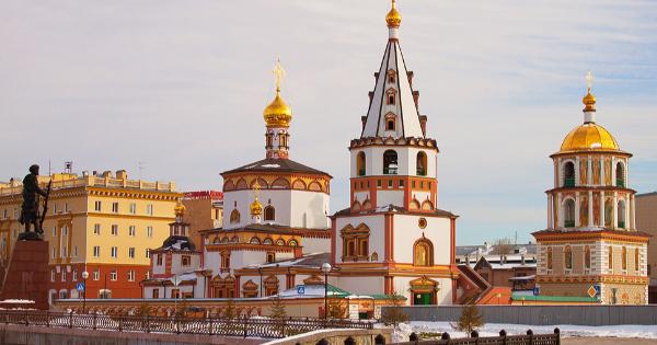 Vuelos Boston - Irkutsk