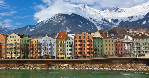 Flights from Newcastle to Innsbruck