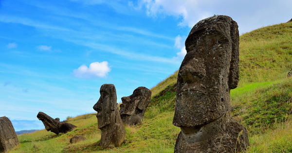 Vuelos de Isla de Pascua - Mataveri International