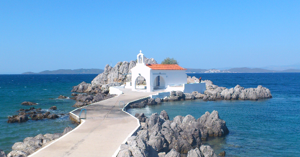 Flights from Chios