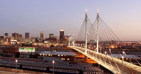 Flights from London to Johannesburg - Tambo