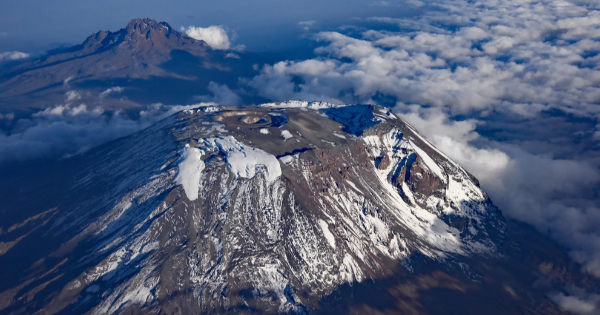 Flights from Manchester - Ringway to Kilimanjaro