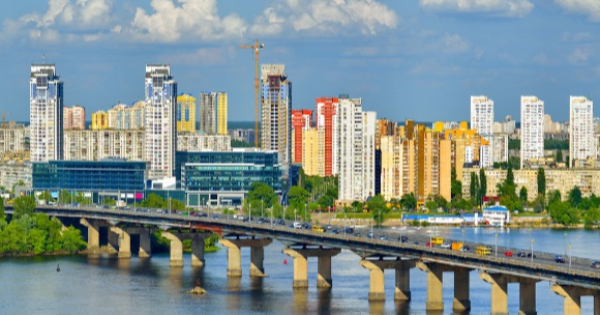 Flights from Birmingham to Kiev - Boryspil International