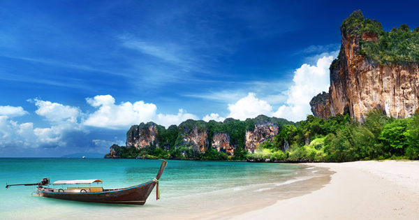 Flights from Bangkok - Suvarnabhumi to Krabi