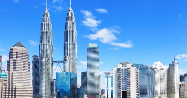 Flights from Edinburgh to Kuala Lumpur - International