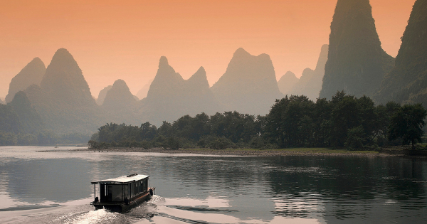 Vuelos de Guilin