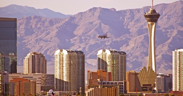 Flights from London to Las Vegas - McCarran