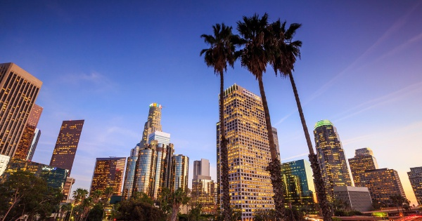 Flights from Newcastle to Los Angeles