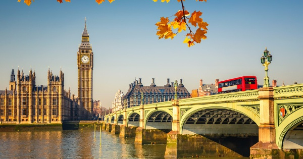Flights from Marrakesh to London - Gatwick