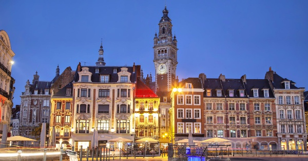Flights to Lille - Lesquin