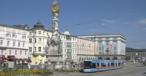 Flights from Linz