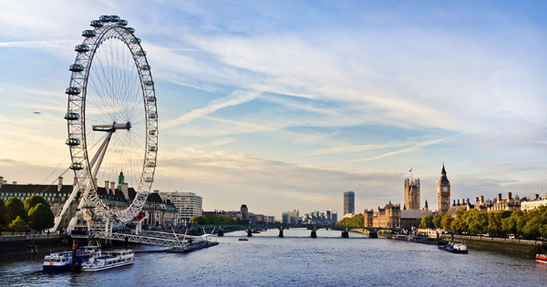 Flights from Dubai to London