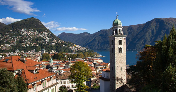 Flights from Manchester - Ringway to Lugano