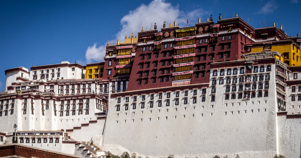 Flights from Lhasa