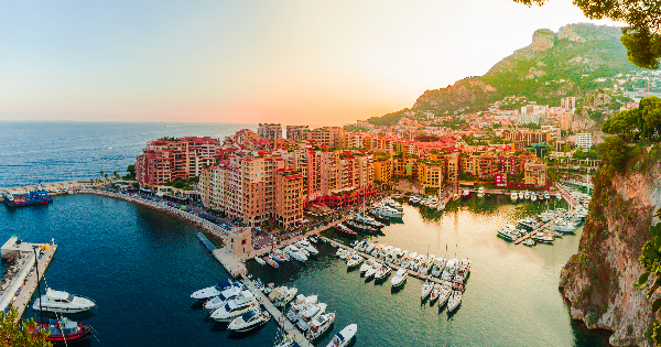 Flights from Birmingham to Monte Carlo -  Heliport