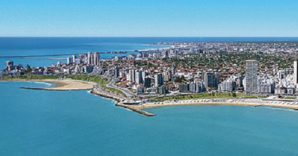 Voos a partir do Mar Del Plata