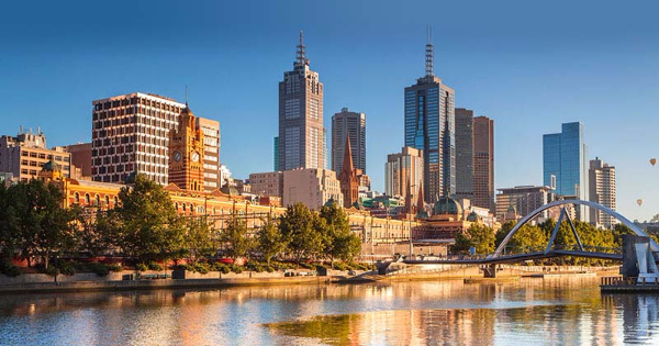 Flights to Melbourne - Tullamarine