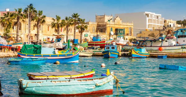 Flights to Malta (Luqa)