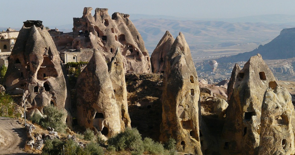 Flights from London - Heathrow to Nevsehir