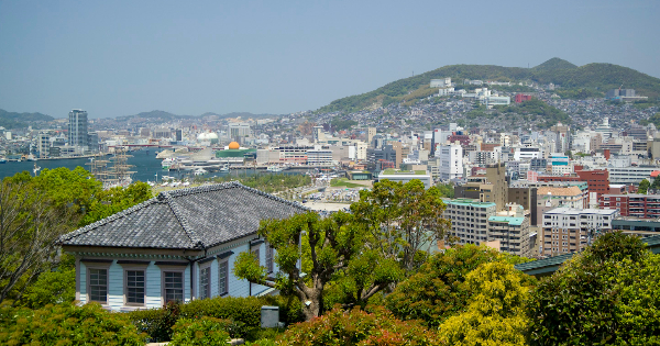 Flights from Palm Springs to Nagasaki
