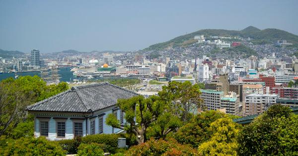 Flights from Orlando - International to Nagasaki