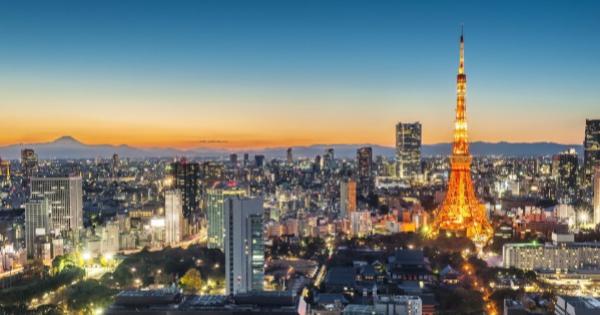 Flights from Tokyo - Narita