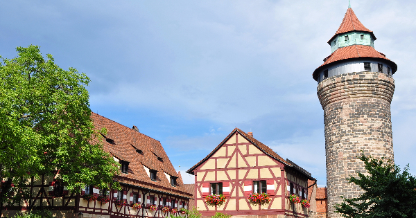 Flights from London - Stansted to Nuremberg