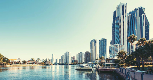 Flights from Melbourne - Tullamarine to Gold Coast