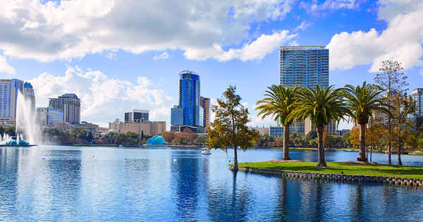 Flights from London to Orlando - Executive