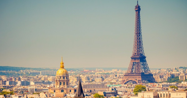 Flights from Jakarta to Paris