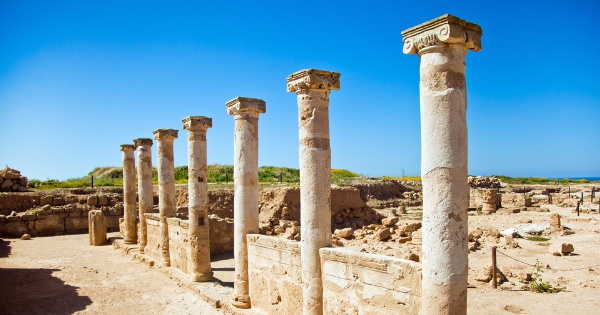 Flights from Bristol to Paphos
