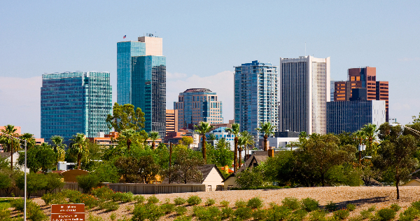 Flights from London to Phoenix - Sky Harbor International