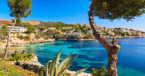 Flights from Ibiza to Palma de Mallorca