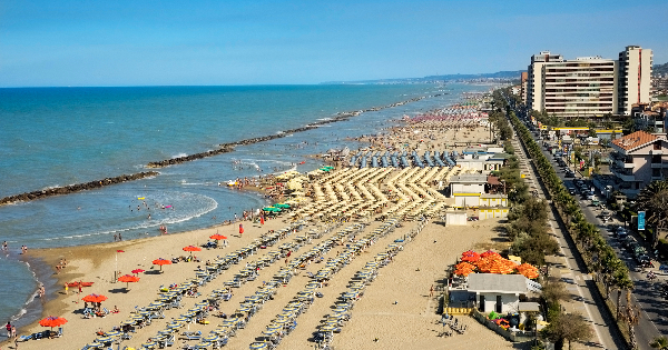 Flights from London to Pescara - Liberi