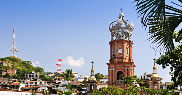 Flights from Manchester - Ringway to Puerto Vallarta - Gustavo Diaz Ordaz