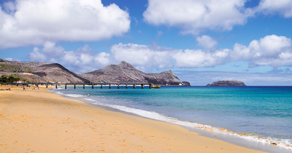 Flights from Porto Santo