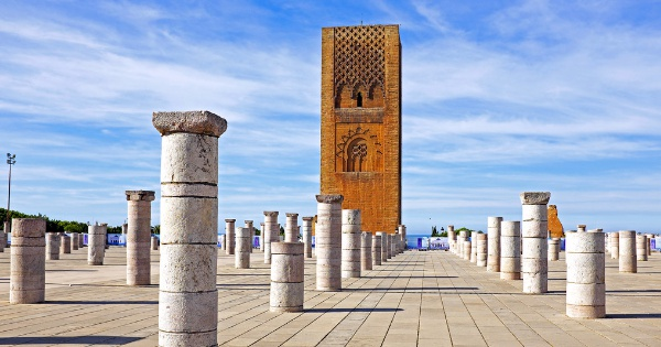 Flights from London to Rabat