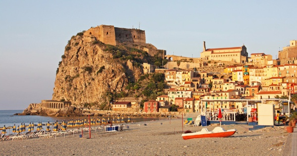 Flights from Brussels - National to Reggio Calabria - Tito Menniti