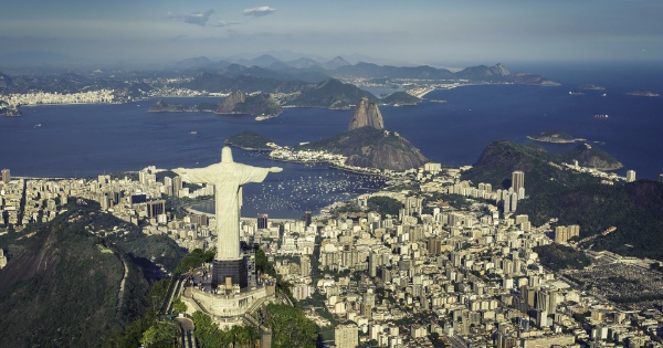 Flights from London - Heathrow to Rio de Janeiro