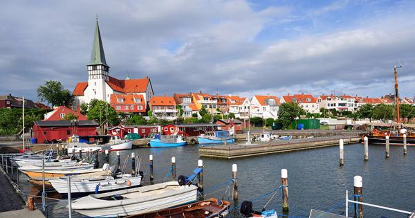 Vuelos de Bornholm