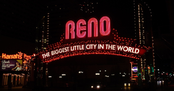 Flights from Reno - Reno/Tahoe