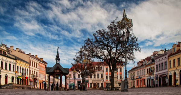 Flights from Porto to Rzeszow