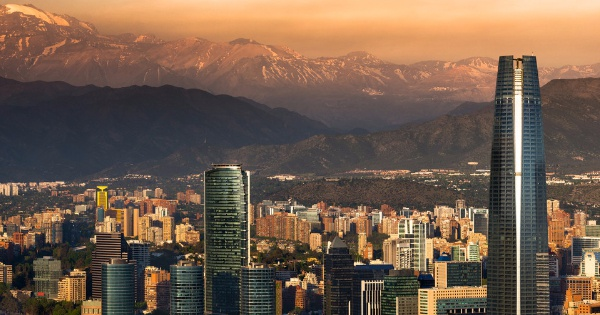 Flights from Edinburgh to Santiago de Chile