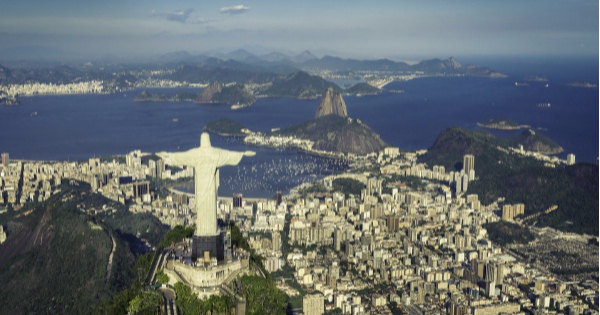 Flights from Guayaquil to Rio de Janeiro - Santos Dumont