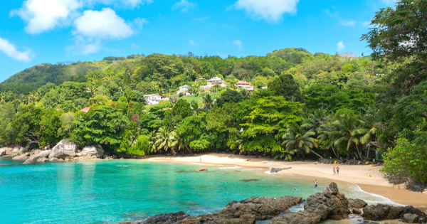 Flights from Copenhagen to Mahe Island - Seychelles