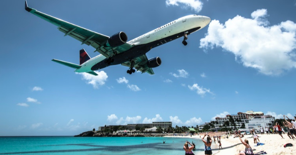 Flights to Saint Martin - Grand Case-Esperance