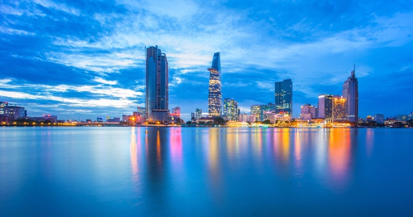 Flights from Edinburgh to Ho Chi Minh City - Tan Son Nhut