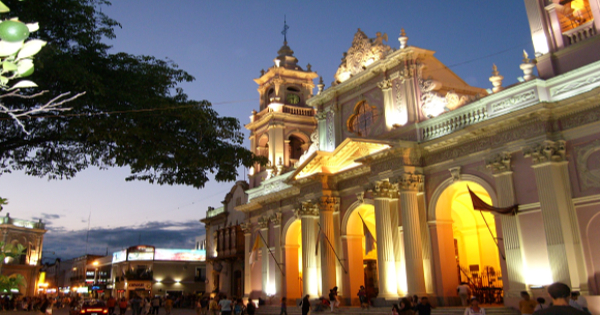 Flights to Salta - General Belgrano