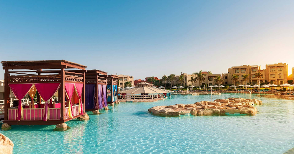 Flights from London to Sharm El Sheikh